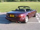 Eunos Roadster VR Limited Combination A